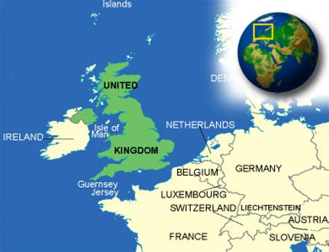 Is Geographical Location by Unique United Kingdom Facts All About United Kingdom