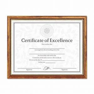Dax n17981mt document diploma wood frame maple with gold for Dax document frame