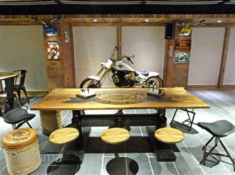 kolkata interior designer bikers cafe  icon projects
