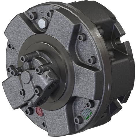 Radial piston hydraulic motor - GM3 - SAI Motori Idraulici ...