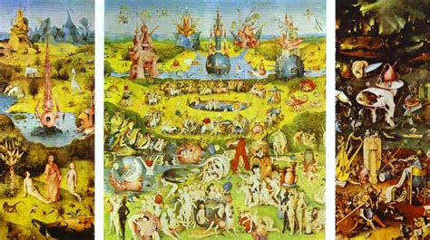 in the garden of earthly delights culture 104 garden of earthly delights bosch