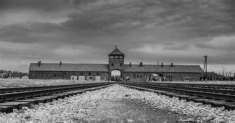 birkenau auschwitz holocaust visit michael hayden remembrance levi simon expect felt nothing why primo wiesenthal foto camp hijacking concentration sic