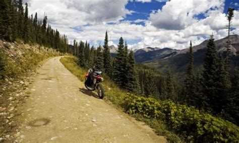 The Summer Is Great For A Motorcycle Adventure Colorado