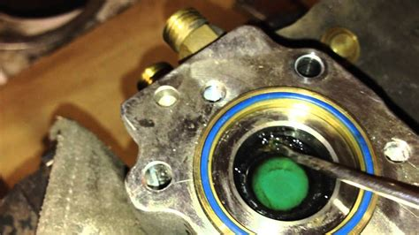 Bmw N73 High Pressure Fuel Pump (hpfp) Hole In Diaphragm