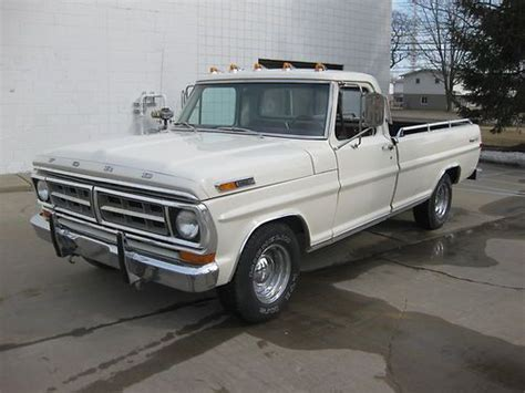 ford f100 ranger xlt find new 1971 ford f100 ranger xlt no reserve in clinton township michigan