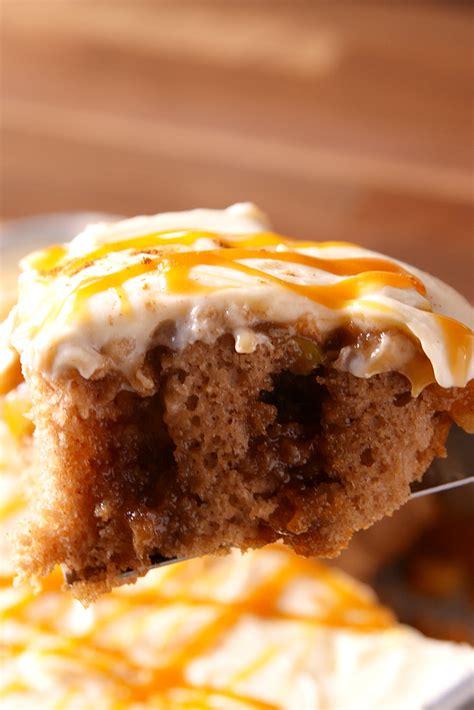 apple recipies 20 easy apple cake recipes how to make fresh apple cake delish com