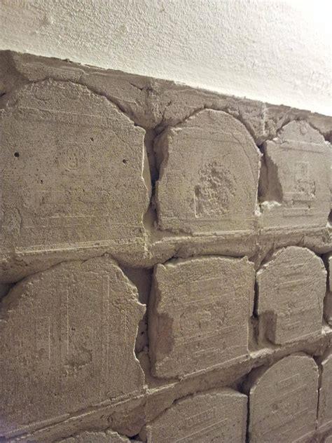 easy   remove tile concrete  bathroom wall