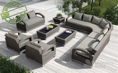 Salon de jardin design - Cabanes and co