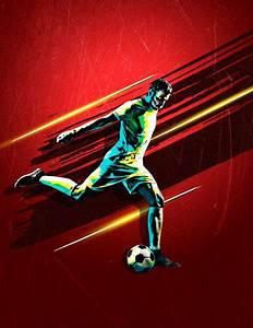 Copy, Of, Soccer, Futsal, Football, Tournament, Flyer, Poster