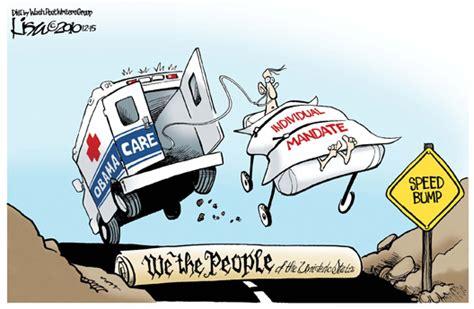 Obamacare Mandate Ruled Unconstitutional