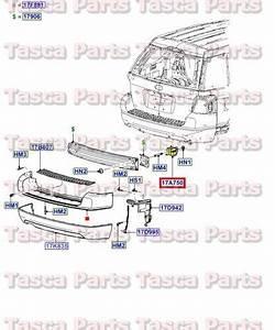 Buy New Oem Right Side Front Bumper Filler 2001