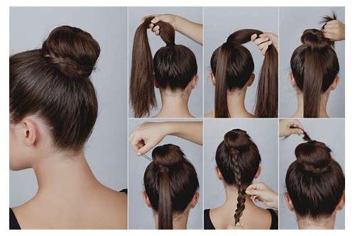 baixar foto para penteados passo a passo