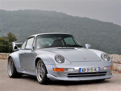 1998 Porsche 911 Gt2 (993)
