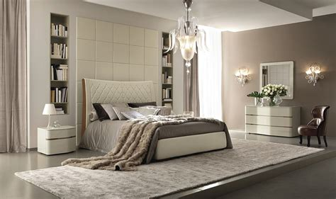 Contemporary Bedroom Furniture Collection, Lavish Italian