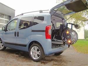 Fiat Qubo Kofferraum : ladeboy rollstuhl stehend im kofferraum des pkw ~ Jslefanu.com Haus und Dekorationen