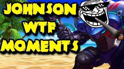 Mobile Legends Johnson Wtf Moments