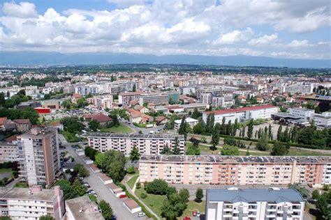 portrait de la ville ville d annemasse