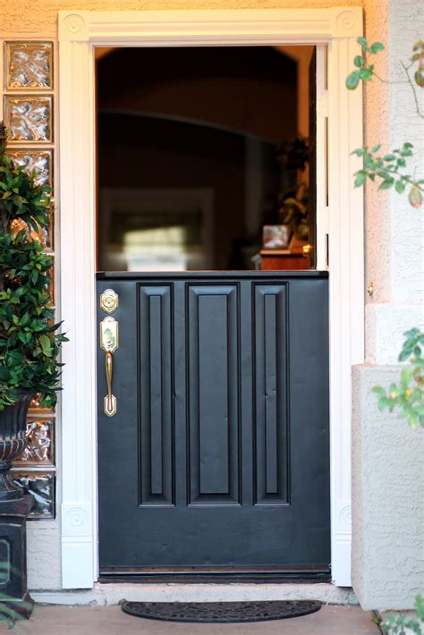 homeofficedecoration exterior dutch door