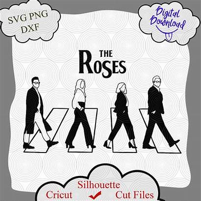 Svg Roses Creek Schitts Abbey Road