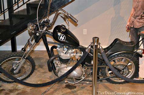 La Nueva Moto De Daryl En Detalle