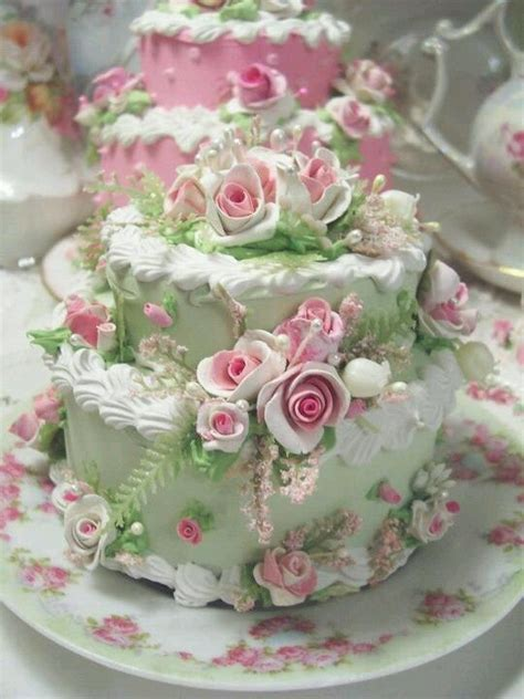 shabby chic cake designs 176 best miniature cakes images on pinterest