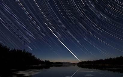 Sky Night Stars Wallpapers Star Desktop Tracks