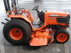 Kubota B7800hsd Tractor Master Parts Manual Download
