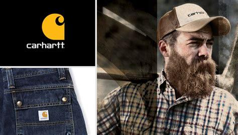 carhartt workwear denim jeans fashion week runway