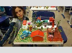 4º ano – Maquetes Zona Rural e Urbana Escola Adventista