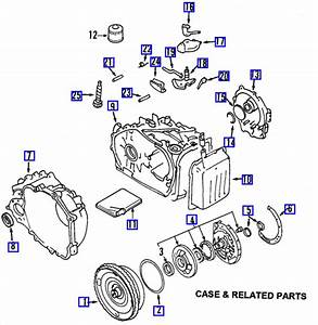 Ware Is And What Type Of Transmission Filter Does My 02
