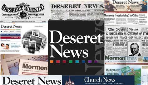 deseret news   terceiro jornal  mais cresce nos eua