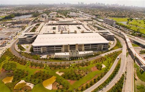 Rental Car Of Miami - miami airport rental car center information florida usa