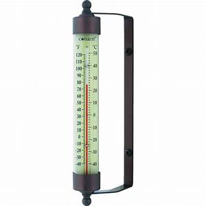 Conant T1 Series Vermont Dial Thermometer, Conant T1