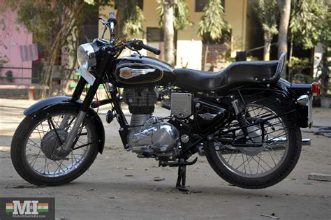 Royal Enfield Bullet 350 by Royal Enfield Bullet 350 Officially The Oldest Re Still