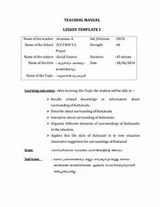 Teaching Manual