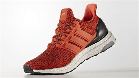 adidas ultra boost 3 0 energy red the sole supplier