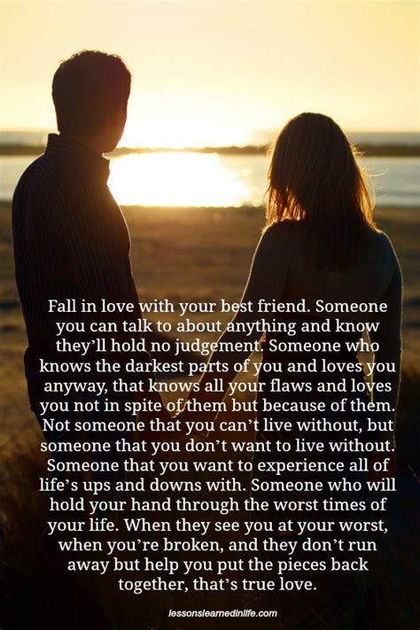 friend true quotes fall someone learned lessons friends thats falling lessonslearnedinlife quote they know hold talk loves anyway relationship ll