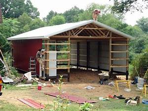 november 2014 gabret With building a pole barn house yourself