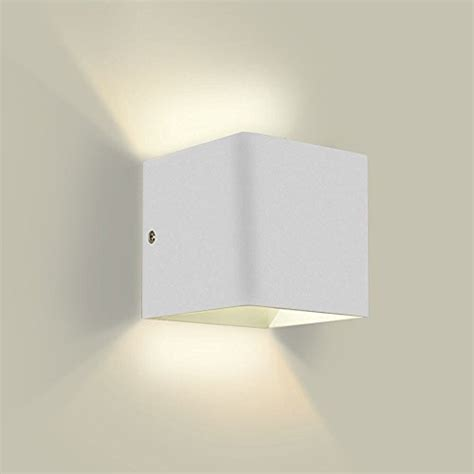 square indoor wall lights amazon co uk