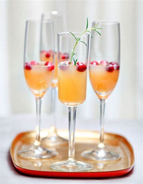 holiday cocktail recipes 17 best images about new year 39 s eve cocktails on pinterest