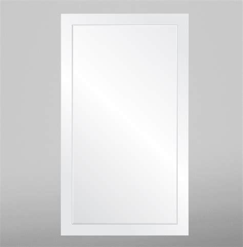 Robern Mirrors by Robern Dm2440mg Decorative Framed 24 W X 40 H Wall Mirror