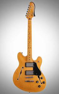 Fender Modern Player Starcaster Electric Guitar  With
