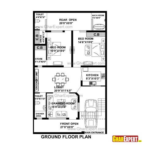 ranch with walkout basement floor plans duplex house plans for 30x60 site search chhaya 35