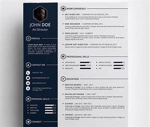 Creative Resume Templates Free