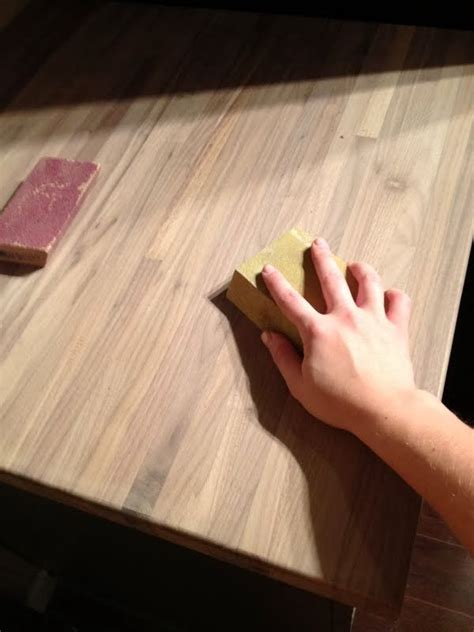 How I Protect And Clean My Butcher Block Counters • Ugly