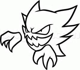 how to draw haunter
