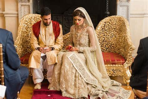 breathtaking pakistani wedding   regal charm