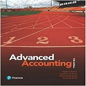 Advanced Accounting 13th Edition Beams Solutions Manual