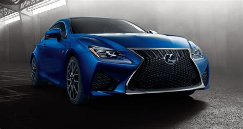 Lexus Rc F Hp by Lexus Rc F 450 Hp Scorcher Set For Detroit Debut Paul