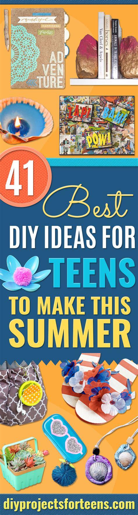 diy ideas  teens    summer